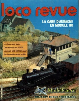 Loco-Revue №412 (January 1980)