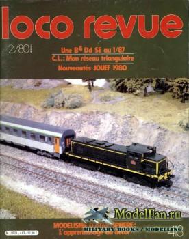 Loco Revue №413 (February 1980)
