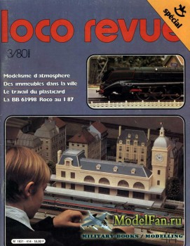 Loco-Revue №414 (March 1980)