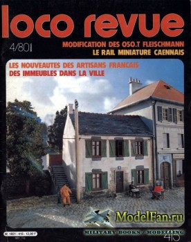 Loco Revue №415 (April 1980)