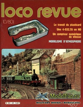 Loco Revue №420 (October 1980)
