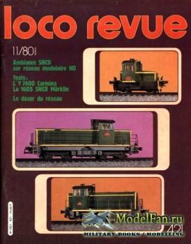 Loco Revue №421 (November 1980)