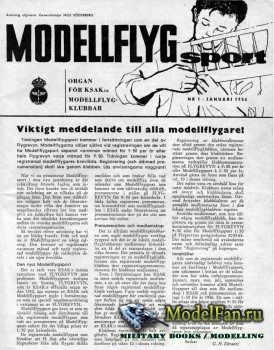 ModellFlyg Sport №1 (January 1956)