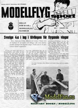 ModellFlyg Sport №4 (August 1956)