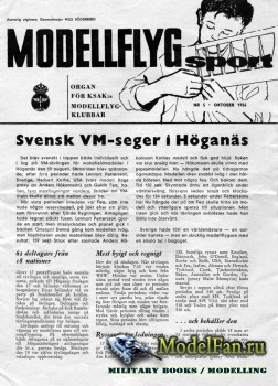 ModellFlyg Sport №5 (October 1956)