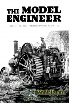 Model Engineer Vol.96 No.2385 (23 January 1947)