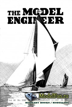 Model Engineer Vol.96 No.2388 (13 February 1947)