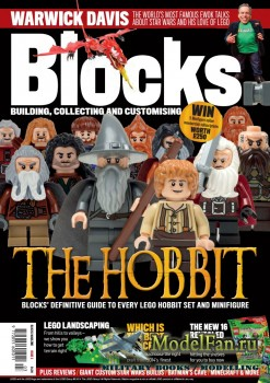 Blocks Issue 3 (January 2015)