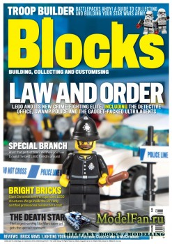 Blocks Issue 5 (March 2015)