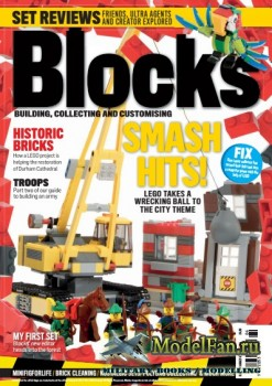 Blocks Issue 6 (April 2015)