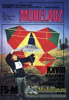 Modelarz 1/1991