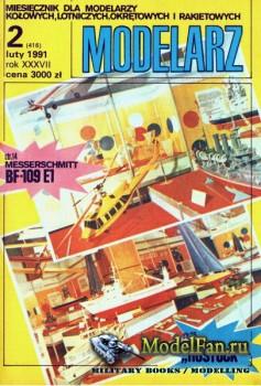 Modelarz 2/1991
