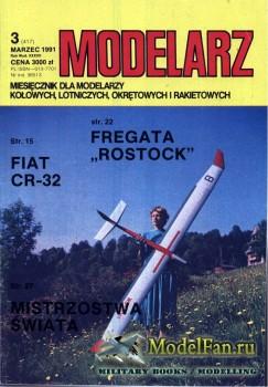 Modelarz 3/1991