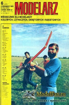Modelarz 6/1991