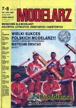 Modelarz 7-8/1991