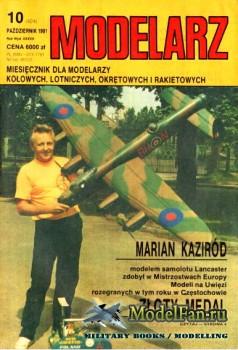 Modelarz 10/1991