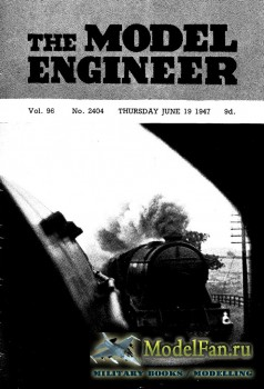 Model Engineer Vol.96 No.2404 (19 June 1947)