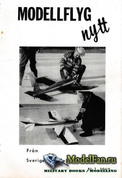 ModellFlyg Nytt №1 (1962)
