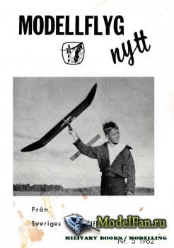 ModellFlygNytt №5 (October 1962)