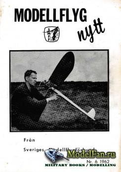 ModellFlyg Nytt №6 (1962)