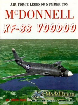 Air Force Legends №205 - McDonnell XF-88 Voodoo