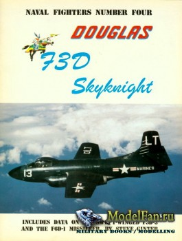 Naval Fighters №4 - Douglas F3D Skynight