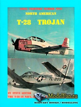 Naval Fighters №5 - North American T-28 Trojan