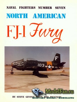 Naval Fighters №7 - FJ-1 Fury