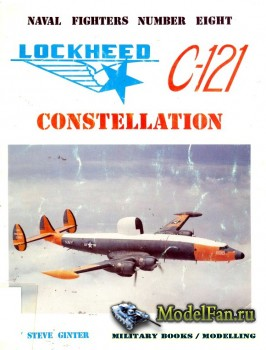 Naval Fighters №8 - Lockheed C-121 Constellation