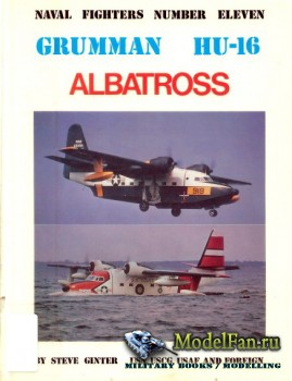 Naval Fighters №11 - Grumman Hu-16 Albatross