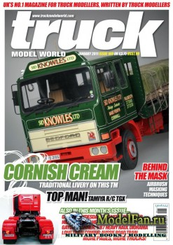 Truck Model World (January 2011) Issue 169