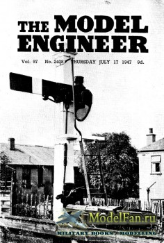 Model Engineer Vol.97 No.2408 (17 July 1947)