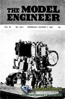 Model Engineer Vol.97 No.2411 (7 August 1947)