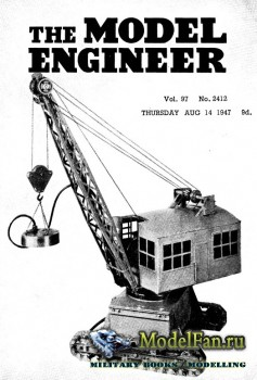 Model Engineer Vol.97 No.2412 (14 August 1947)