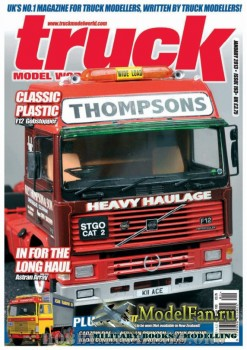 Truck Model World (January 2013) Issue 193