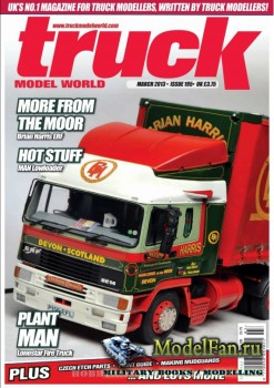 Truck Model World (March 2013) Issue 195