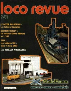 Loco Revue №424 (February 1981)