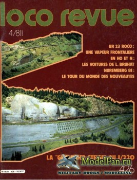 Loco Revue №426 (April 1981)
