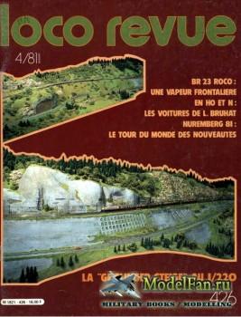Loco-Revue №426 (April 1981)
