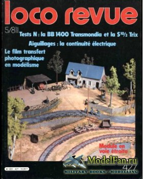 Loco Revue №427 (May 1981)