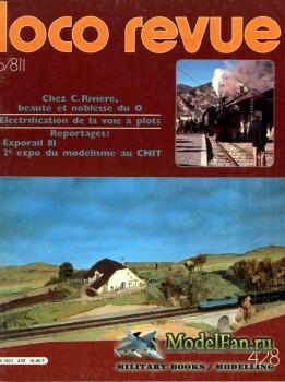 Loco Revue №428 (June 1981)