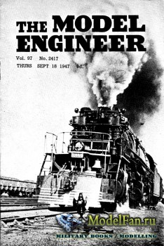 Model Engineer Vol.97 No.2417 (18 September 1947)