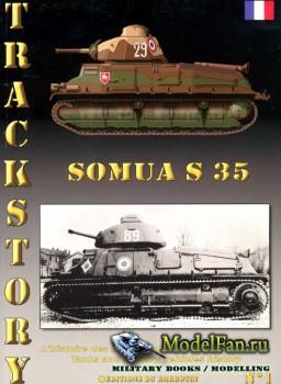 Trackstory №1 - Somua S 35