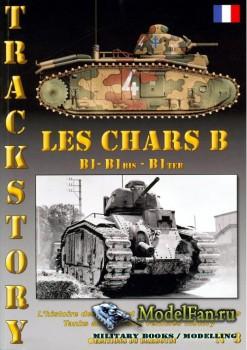 Trackstory №3 - Les chars B B1-B1bis-B1ter