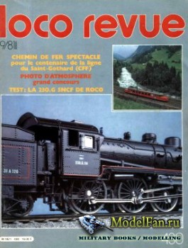 Loco Revue №430 (September 1981)
