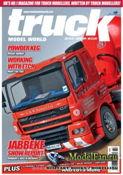 Truck Model World (July 2013) Issue 199