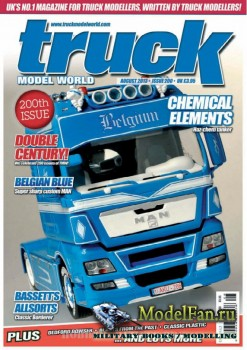 Truck Model World (August 2013) Issue 200
