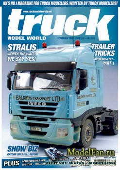 Truck Model World (September 2013) Issue 201