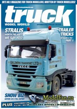 Truck Model World (September 2013) Issue 201