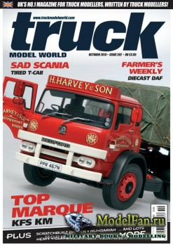 Truck Model World (October 2013) Issue 202